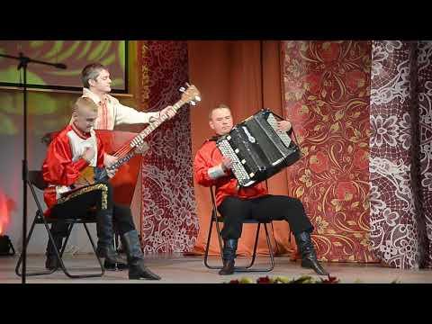 Фольк шоу Ярмарка на юбилейном концерте ансамбля Крупеничка.