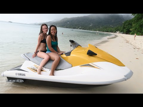 Getting Wet and Wild in Paradise: Seychelles