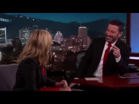 Kate Winslet admits Jack could have lived - Jimmy Kimmel Live