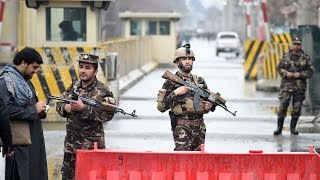 Suicide bomber kills at least one person in Afghanistan