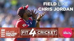 How To Field Like Chris Jordan Fielding Masterclass With The Worlds Best Vitality Fit4Cricket