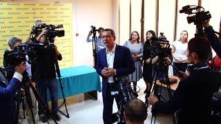 Өмүрбек Бабанов: Провокацияга алдырбагыла! / 16.10.17 / НТС