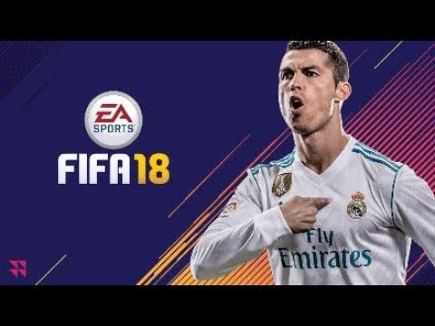 Tournoi FIFA 18 PS4 poule D Real - Man-utd match 24