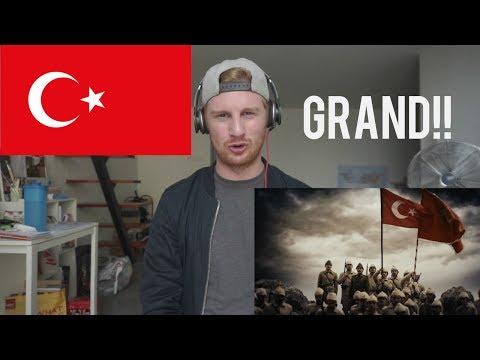 (GRAND!!) Çanakkale Türküsü // TURKISH HISTORICAL MUSIC REACTION