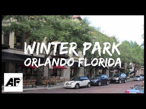 Living Life: Winter Park - Park Avenue
