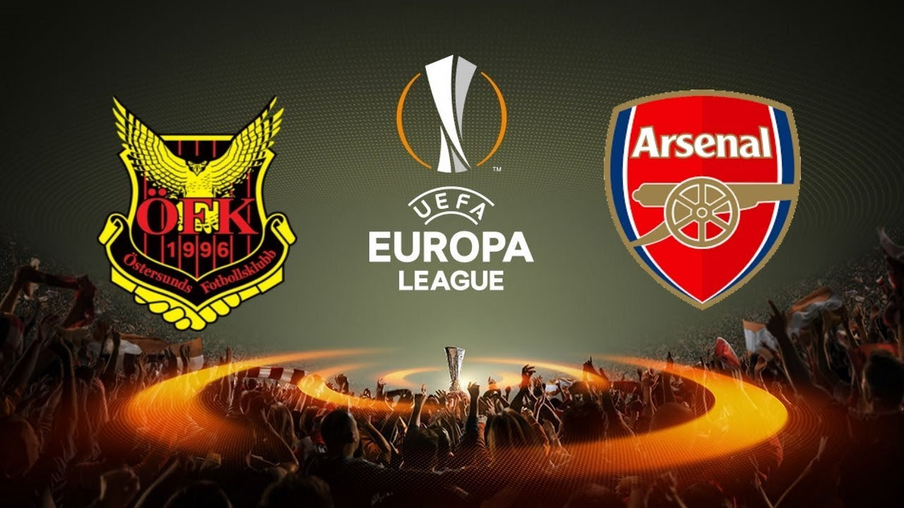 Image result for Ostersunds FK vs Arsenal
