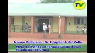 Dra. Norma Balbuena-Hospital A.del Valle
