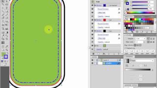الدورة التطبيقية لتعليم التصميم بالإليستريتور - درس 14