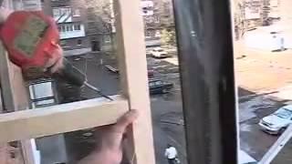 видео Ремонт балкона своими руками: капитальный, косметический, комплексный
