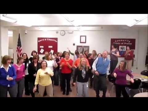 Williamson Middle School Happy