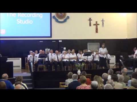 Visit of Droitwich Spa Songsters - Part 2