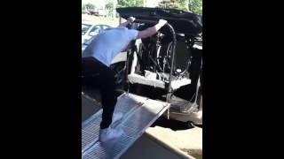 Drum Cart!! Mobile Drum Riser/hauler