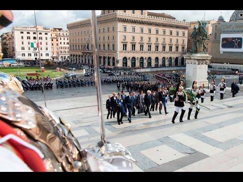 Festa della Repubblica: Mattarella all