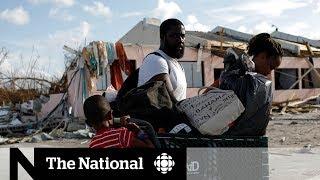 As Hurricane Dorian's death toll climbs, meet survivors from a devastated community