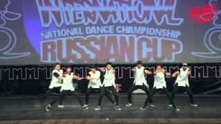 Adults Dance Crew -  Puzzle, 5 place