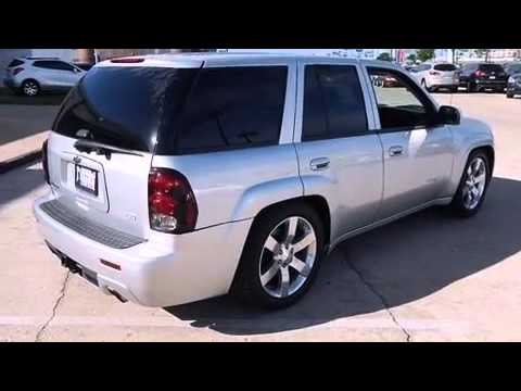 2009 Chevrolet Trailblazer Ss W 3ss