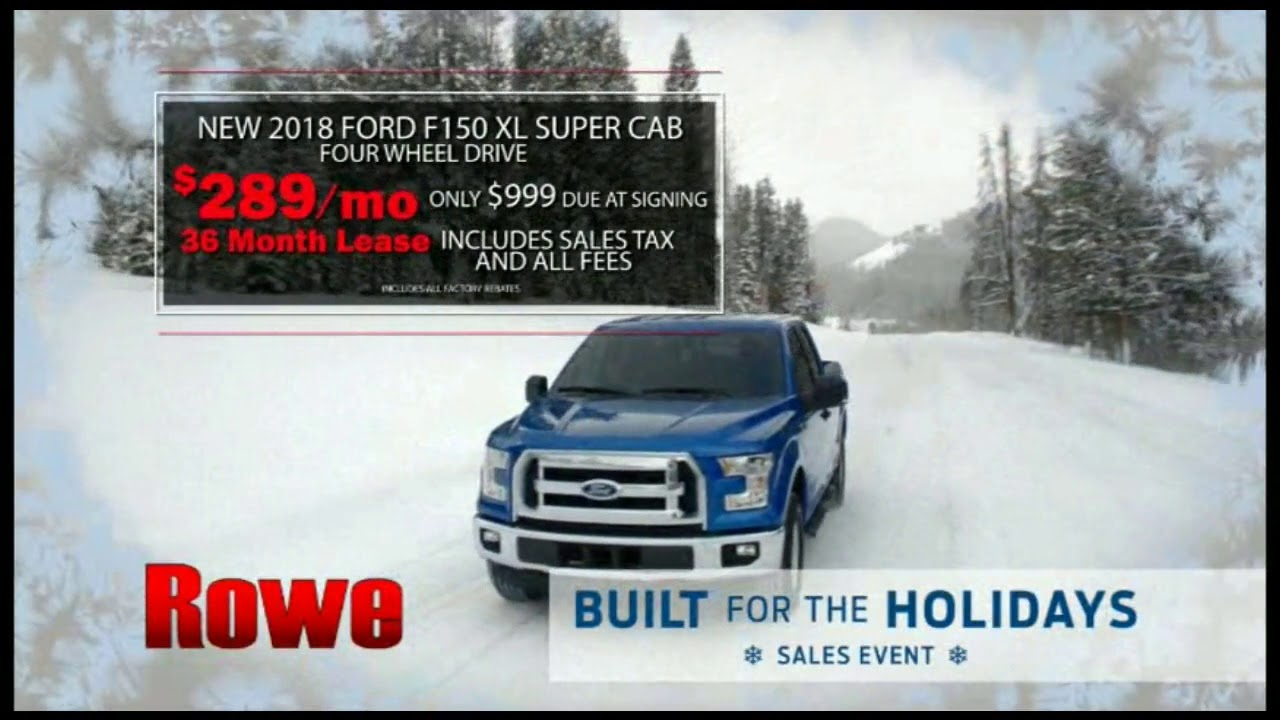 New Ford F150 Lease Westbrook Escape Maine