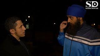 Shamsi Tells A Sikh: Why Guru Nanak isn't a Prophet - Street Dawah