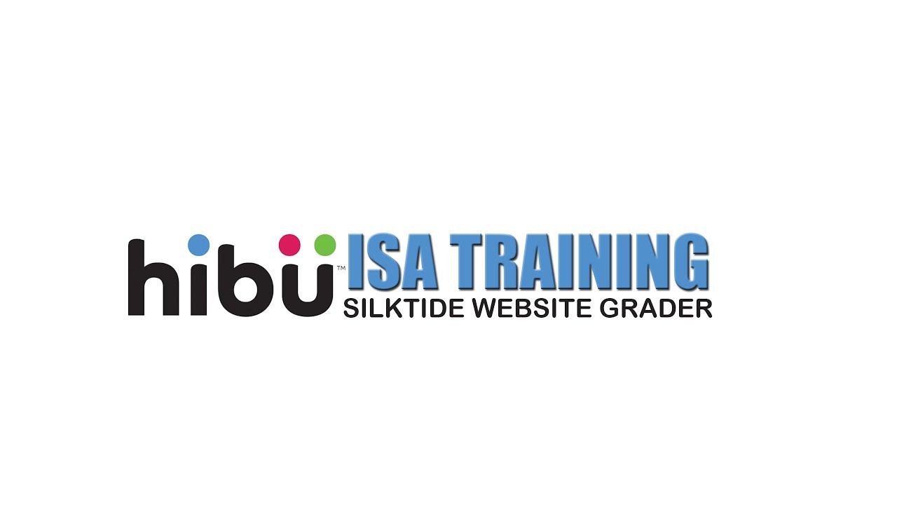 Silktide Website Grader   YouTube