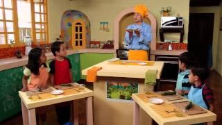 Pincho de vegetales - HOY COCINO YO
