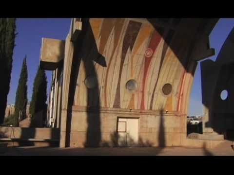 Paolo Soleri Discusses Arcosanti Residents