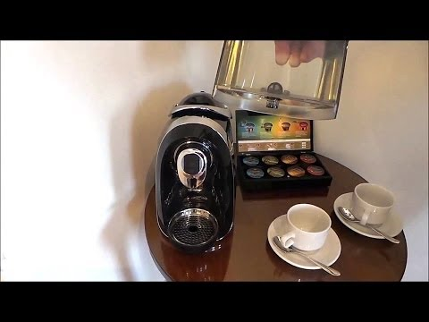 How To Use Tchibo Cafissimo Coffeemaker Machine
