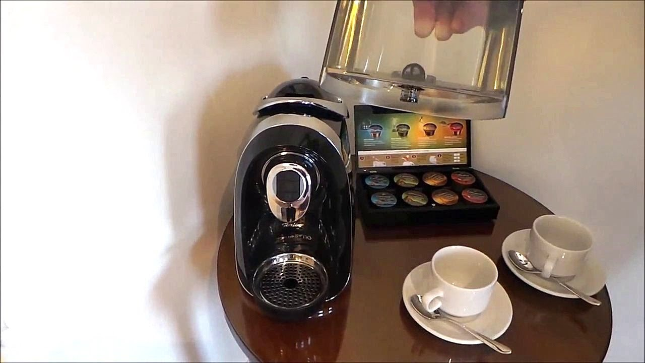 How To Use Tchibo Cafissimo Coffee Maker Machine