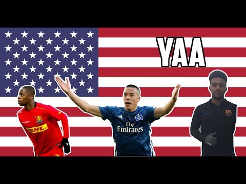 Young Americans Abroad Episode 12: Amon Scores, Wood Breaks Goal Drought, and more!