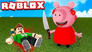 Roblox - survive the Peppa pig