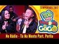 Download No Rádio - Tá Na Mente Part. Perlla (Pagode do Gago) MP3 song and Music Video