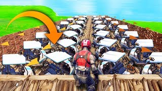 INFINITY GOLF CARTS BASE..!? | Fortnite Funny and Best Moments Ep.184 (Fortnite Battle Royale)