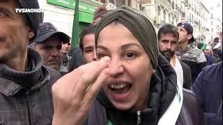 Algérie - Les journalistes algériens manifestent en ce 39e vendredi - Hirak