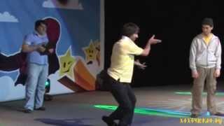 'Горцы на сцене 2' - 'Пантомимы'.