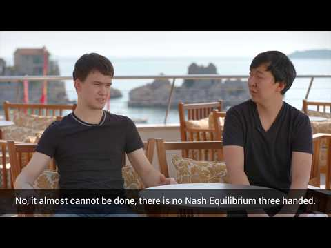 Timofey Kuznetsov & Rui Cao: Will AI kill poker? | Paul Phua Poker