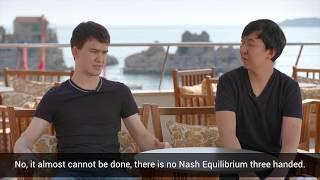 Timofey Kuznetsov & Rui Cao: Will AI kill poker? | Paul Phua Poker