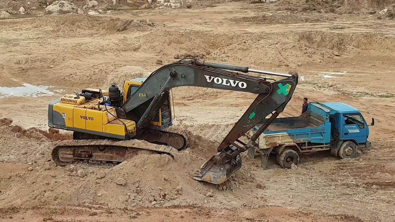 Dump Truck | VOLVO | Excavator | Hyundai 2.5t | ឡានដឹកដី | ឡានដឹកដីនៅកម្ពុជា