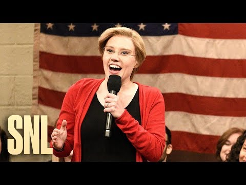 Elizabeth Warren Town Hall Cold Open - SNL