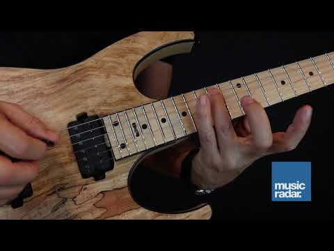 Video Lesson: My number one favourite pentatonic shape of all time | MusicRadar