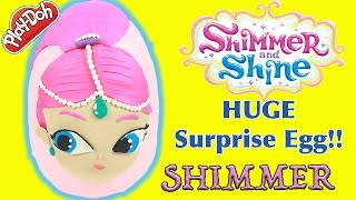 Shimmer from Shimmer and Shine Surprise Genie Egg and Toys on Nick Jr.