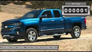 2016 Chevrolet Silverado 1500 16C472