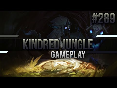 Kindred (Jungle): Intentional Feeding #289 [Lets Play] [League of Legends] [German / Deutsch]