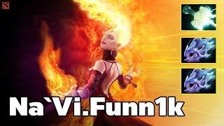 Lina Machine Gun Na`Vi.Funn1k