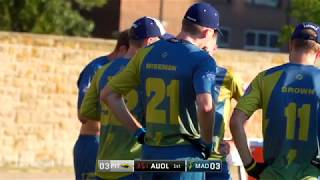2017 AUDL Playoffs: Pittsburgh Thunderbirds at Madison Radicals — Midwest Division Championship