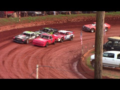 Winder Barrow Speedway Stock Eight Cylinders Feature Race 6/1/19