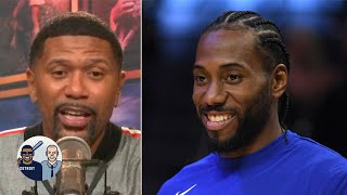 Jalen Rose's first impressions of Kawhi Leonard on the Clippers   Jalen & Jacoby