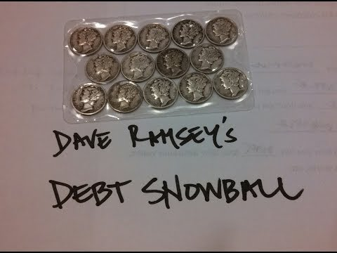 debt-snowball-explained---dave-ramsey-baby-step-2