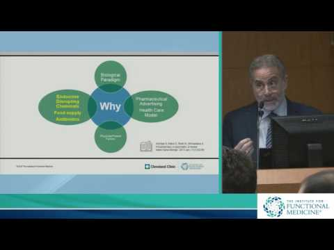 Cleveland Clinic Grand Rounds 2016 Dr. Hedaya Functional Medicine for Depression