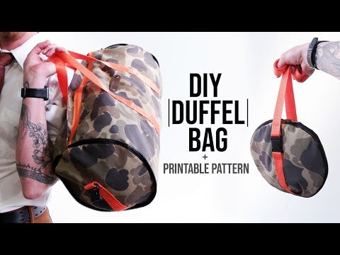 Duffel Bag DIY