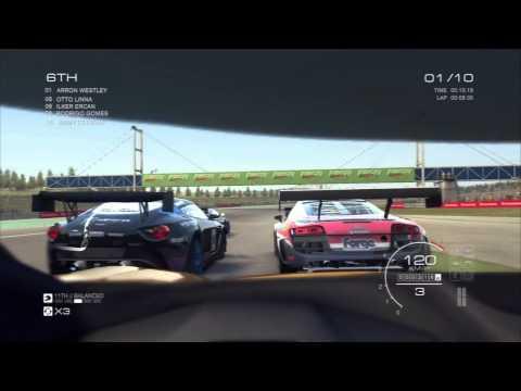 GRID Autosport | ENDURANCE GT GROUP 2 - Intercity Istanbul Park / Race 5