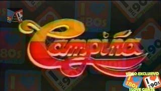 Programa Campiña Canal 11 Guatemala 80s